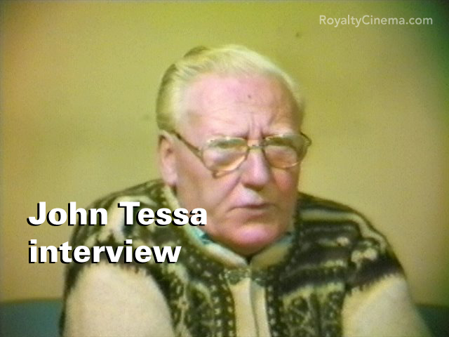 John Tessa interview